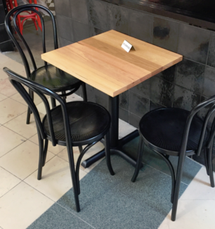 Cafe Table Tops Discounted Melbourne Region VIC Dining Tables Gumtree Australia Free