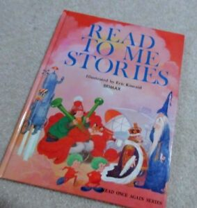 READ TO ME STORIES~ BRIMAX ~  illustrated by Eric Kincaid