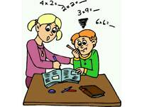 Maths, English & 11plus classes