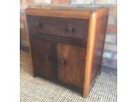 Small Vintage Handmade Cupboard