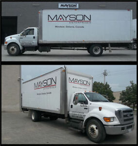 Van Wraps, Lettering, Vinyl Graphics, Signs, Vinyl Decals      W Windsor Region Ontario image 8