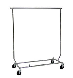 ROLLING RACK, CLOTHING RACK FOR SALE!!!!