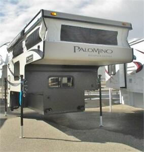 2014 PALOMINO SS-1251 TRUCK CAMPER BY FOREST RIVER