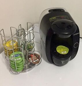 Tassimo and disc carousel