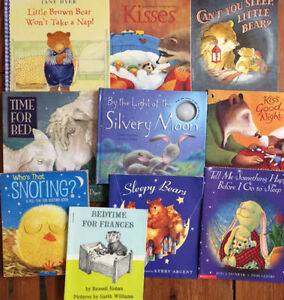 Bedtime Story Books for Children $3 each or all 10 for $20