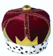 Kings Crown Fancy Dress