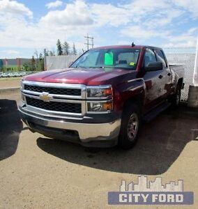 "2015 Chevrolet Silverado 1500 4x4 Double Cab 143.5"" Work Truck"