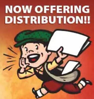 STAR-Company LOOKING FOR P/T OR F/T flyer distribution in GTA-