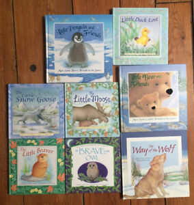 ANIMAL STORIES - Picture Books $3 each or all 8 for $15