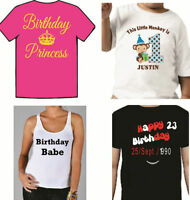 Party Shirts Custom Printed for you!
