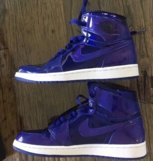 Air Jordan I Retro High Basketball Boots  Size 9.5 AS NEW IN BOX