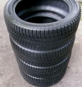 GREAT SHAPE ! 235 45 18 - MICHELIN XICE Xi3 - SNOW TIRES - SET OF 4 - 90%