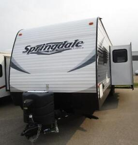 2014 SPRINGDALE 310BH - YOU LOOKING FOR BIG BUNKHOUSE?