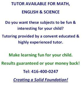 English Tutor | Find Tutors or Advertise Language Lessons in Toronto ...