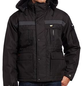 Caterpillar (CAT) Men's Heavy Insulated Parka (3XL)