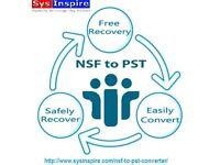 NSF to PST