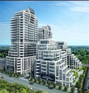 2 Bedrooms Brand New Luxury Condo at Yonge  & 16th