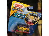 Brand New Sealed Thomas & Friends Take & Play Metal Die-Cast Train Collectable TOY