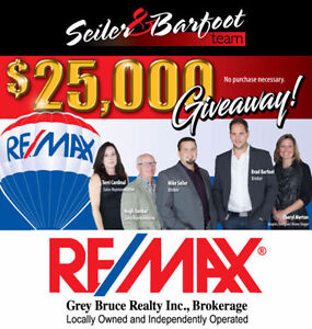 Buy/ Sell/ List with us for your chance to win $25,000 CASH!!!!