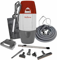 NuTone VX550CC Central Vacuum & Deluxe Kit