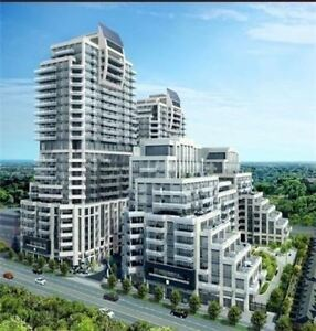 Brand New 1Bedroom + Den with Parking Yonge 16th