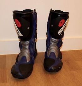 Sidi Vertigo Motorcycle Boots EU39