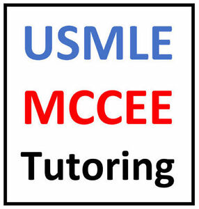 USMLE Step 1 & 2CK, MCCEE Tutoring - FREE 1st Session - $30/hr