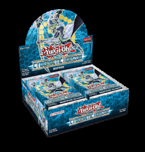 YUGIOH BOOSTER BOX + SINGLES: CYBERNETIC HORIZON FOR SALE
