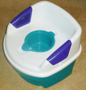 * THE FIRST YEARS - 3 in 1 Potty 'N Step Stool (LIKE NEW)