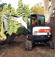 Drainage de Fondation, Excavation, Service d'urgence 24H