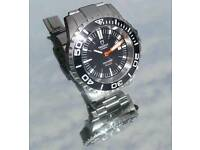 Divers watch 300m 44mm Trident discovery limited edition
