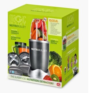 Magic Bullet - NutriBullet 600W Henley Beach Charles Sturt Area Preview