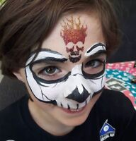 Face Painting For Events and Parties!