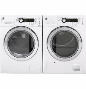 """CONDO SIZE washer/dryer GE 24"""" LOWEST PRICE & STACKED LAUNDRY"""