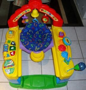 Fisher Price Intelltrainer Exersaucer