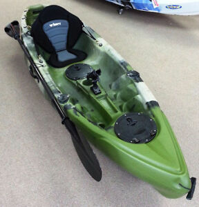 For Sale:  Volador Kayak from Winner  $525 with seat and paddle