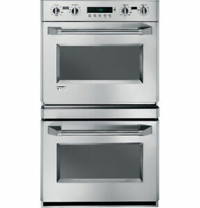 NEW GE Monogram ZET2PMSS Double Wall Oven