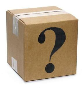 Special items mystery box by 'Jack in the Box'; Rare items only!