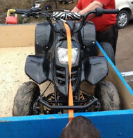 110cc Atv great for kids $400 IF PICKED UP BY THE WEEKEND