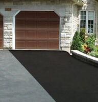 Residential and Commercial Driveway Sealing