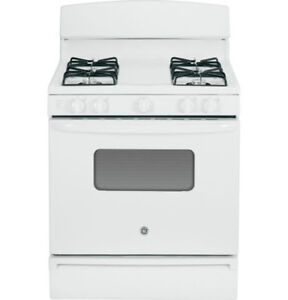 NEW GE GAS RANGE - ON SALE NOW!