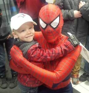 K-W Spider-Man superhero birthday party appearance Cambridge Kitchener Area image 2