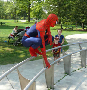 K-W Spider-Man superhero birthday party appearance Cambridge Kitchener Area image 6