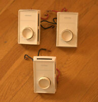 Line Volt Thermostats ( Perfect Working Order )