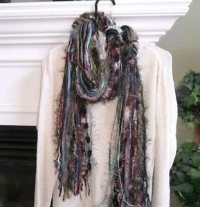 Handmade Tassel style woman's scarf Kitchener / Waterloo Kitchener Area image 7