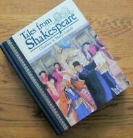 =Tales from Shakespeare = Childrens book by Charles &  Mary Lamb