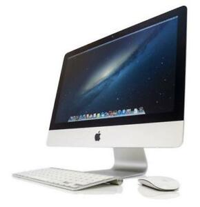 APPLE IMAC 21 i5 2.7 GHZ 16GB 1TB,RADEON 6770m ,OFFICE PRO 2016,FINAL CUT PRO X,LOGIC PRO X, MASTER SUITE DE ADOBE