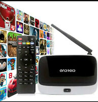 Cut your cable and satellite with this Quad core Android TV