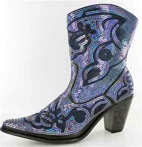 Sparkle Bling Boots! Perfect for Bride! Kawartha Lakes Peterborough Area image 1