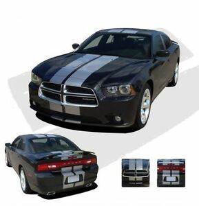 Rally Stripes - Dodge Charger 2011-2014